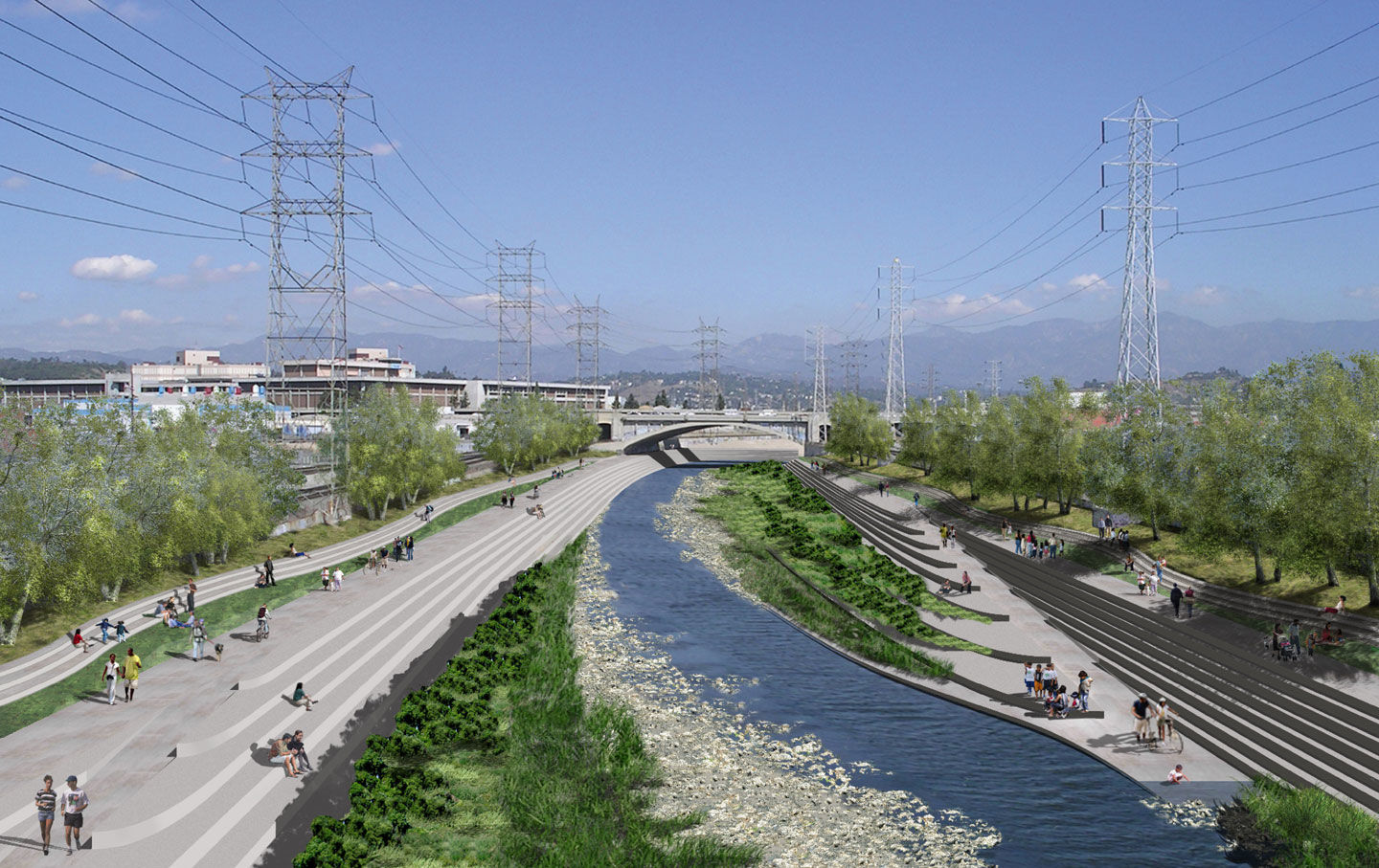 evolve project la la river basin elysian valley frogtowna