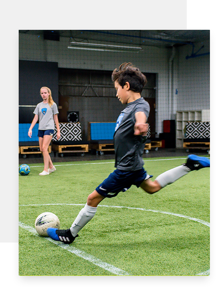 Youth soccer leagues Los Angeles at Evolve Project LA