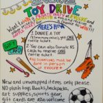 Toy Drive Evolve Project LA